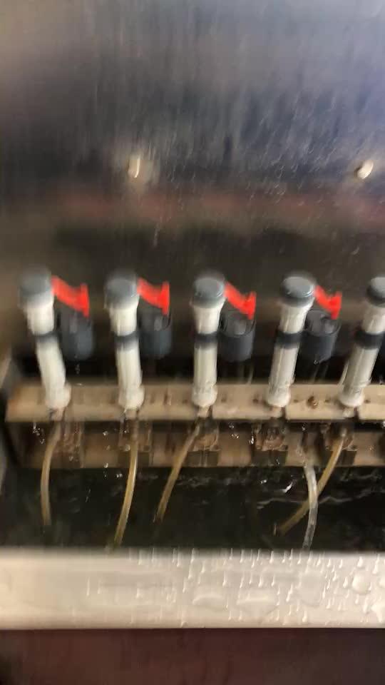 MT-018 Neue patent design POM material wc tank wasser seite einlass ventil