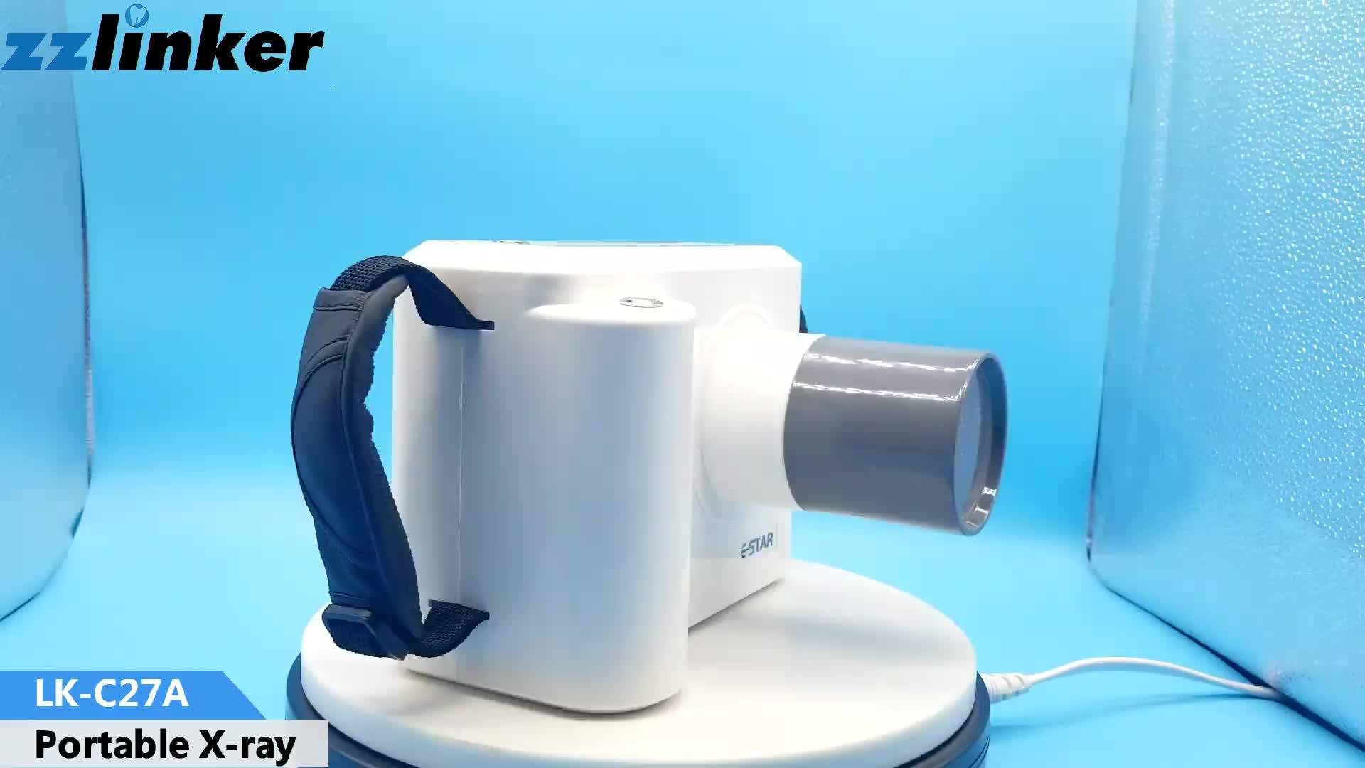 LK-C27A China Other Dental Equipment Portable Xray Machine Price