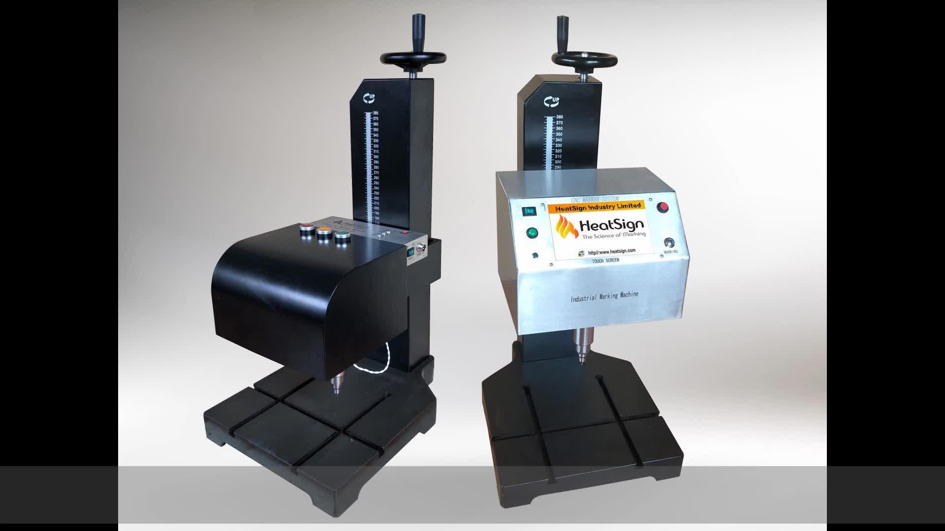 High Speed Auto CNC Ätzen Gravur Maschine Für Metalle wie Stahl, Kupfer und Aluminium