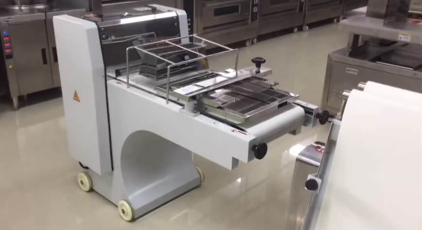 B043 Bakery Machinery Bread Toast Moulder