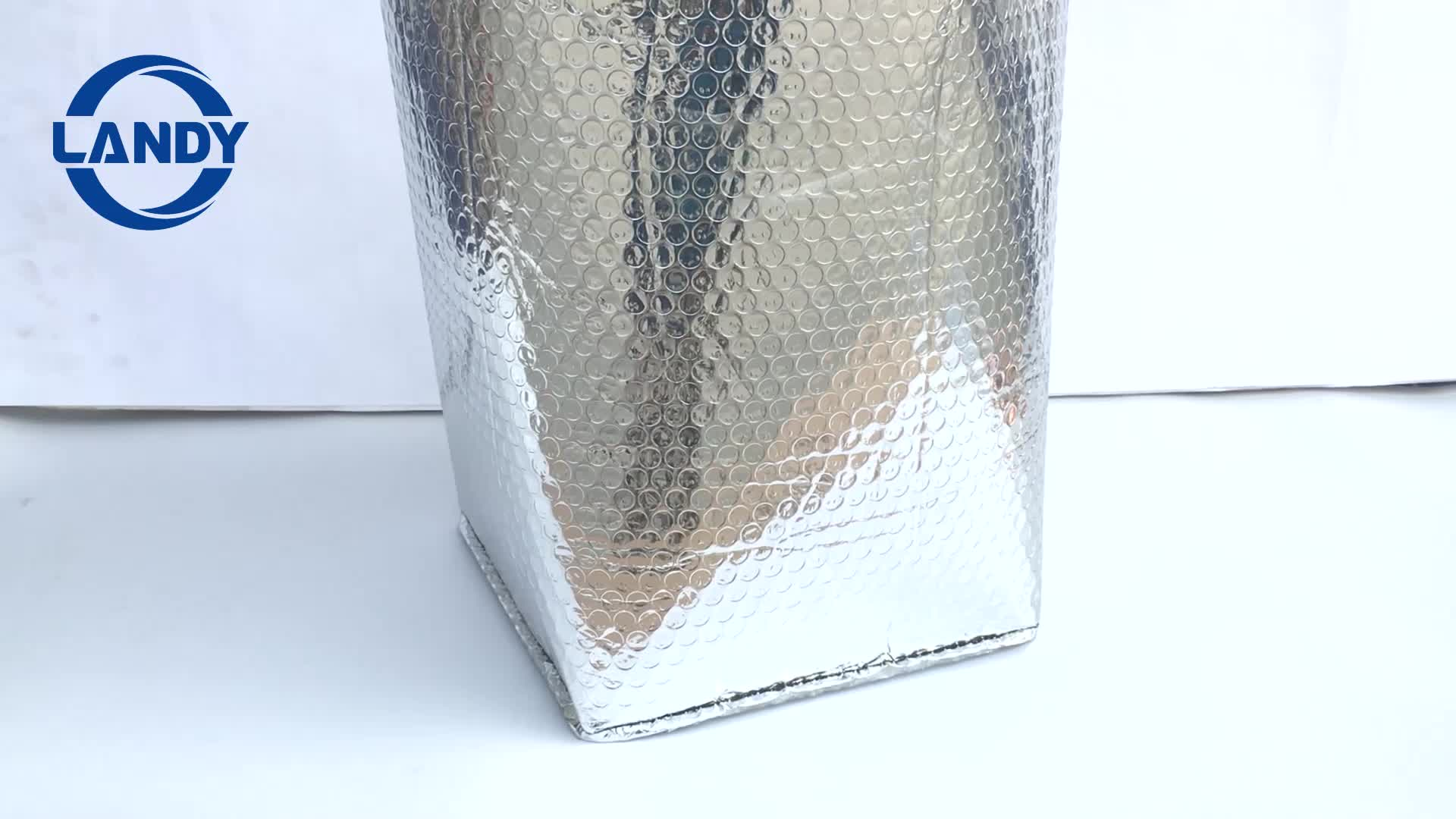 Cold chain shipping Thermal box liner,packing food transport thermal insulated box liner