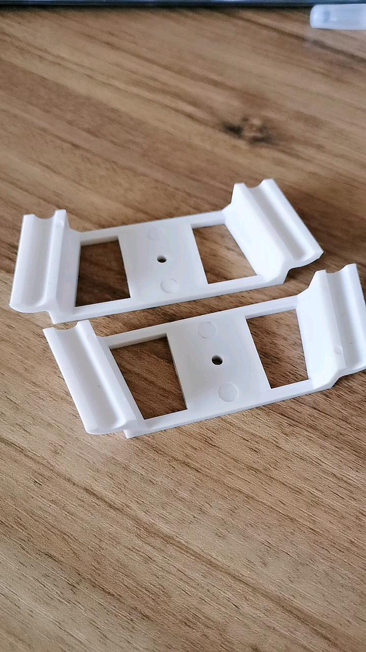 Trắng ABS Nhựa Ép Phun Nhựa Tùy Chỉnh Hỗ Trợ Bảng Điều Khiển, Thực Phẩm Cấp OEM Trắng ABS Nhựa Molding Tiêm Sản Phẩm