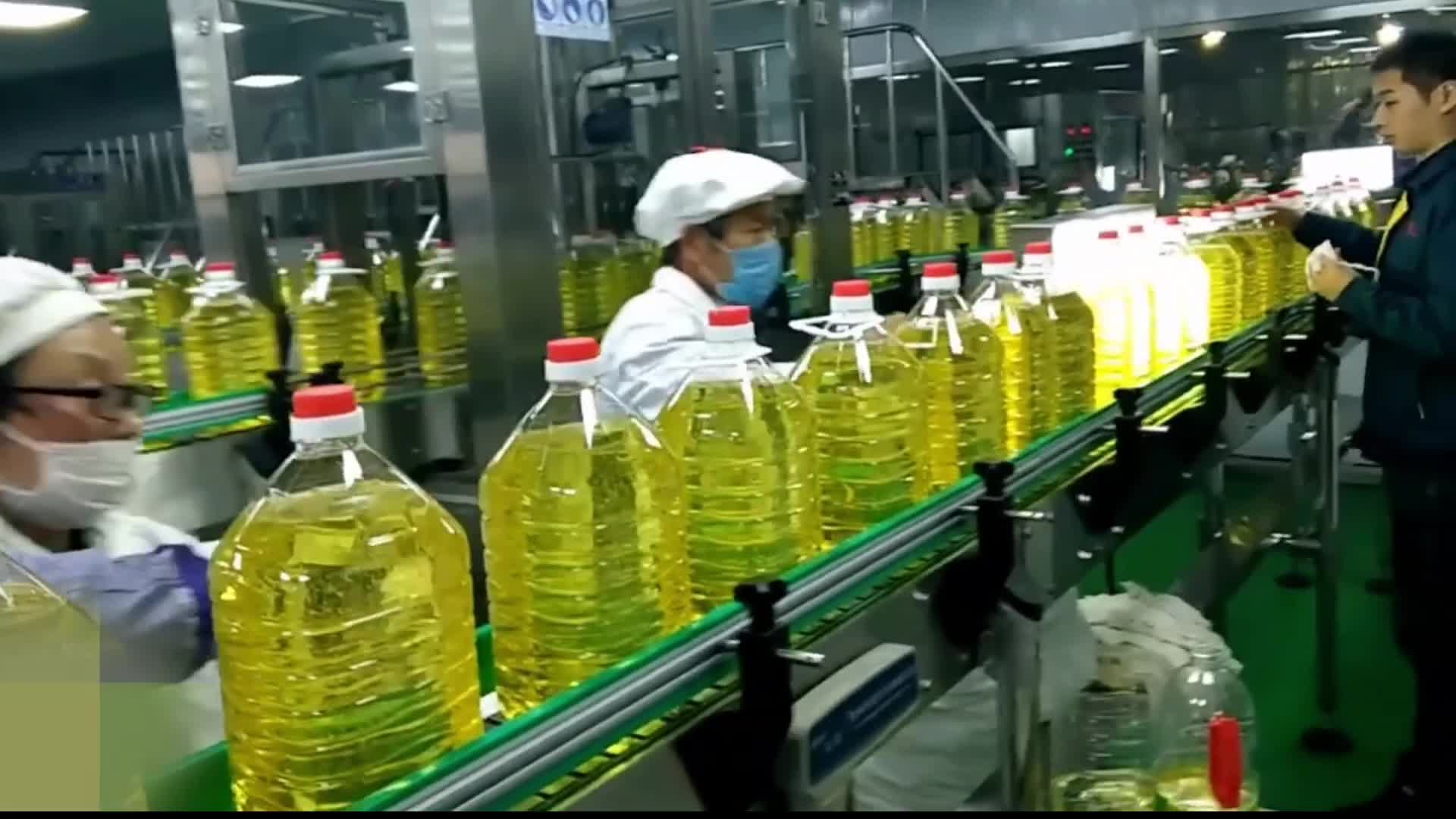 Produksi Cepat Rotary Saus Botol Mesin Tomat Pasta Mengisi Line