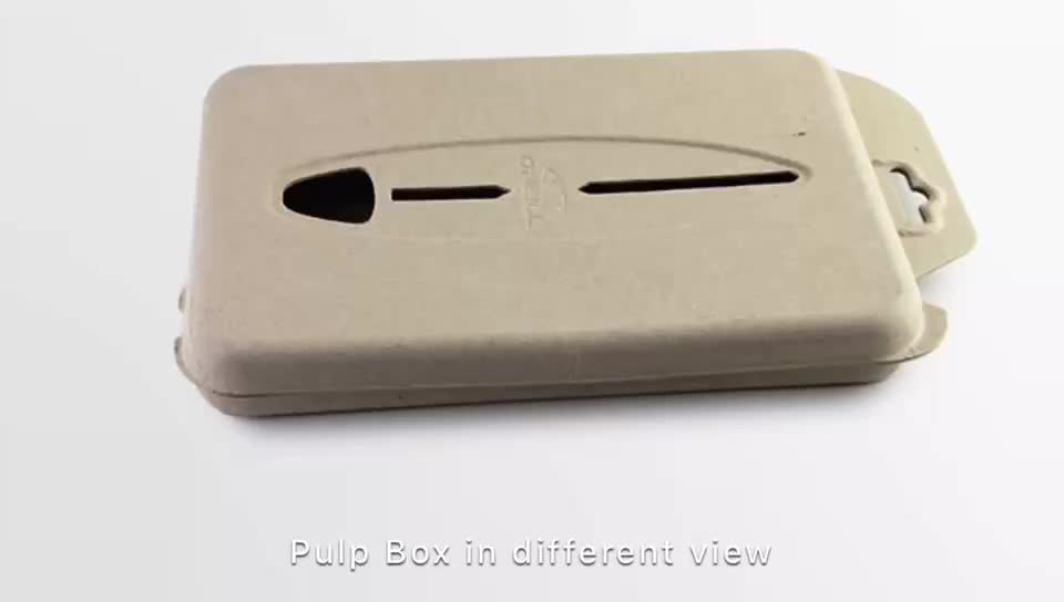 Molded Pulp Carton Boxes
