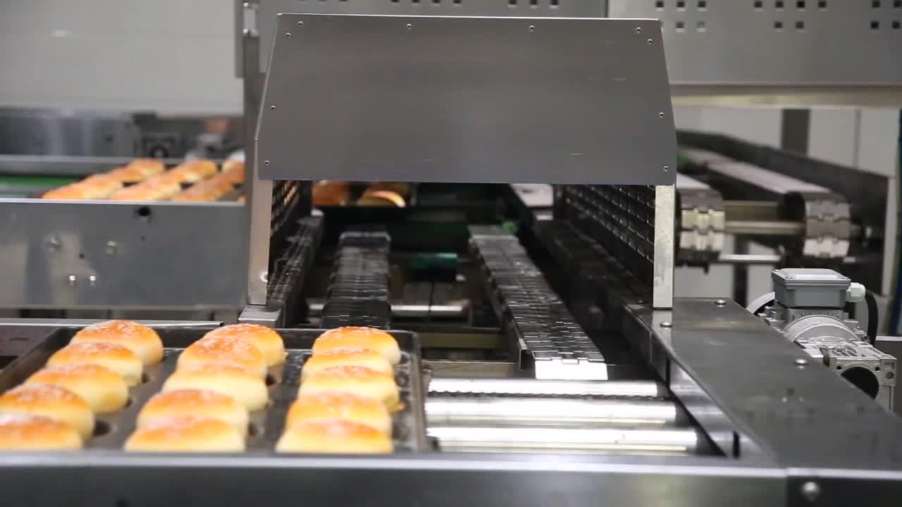 Vendita calda di Alta Qualità Automatico Pieno Brindisi Pane Linea di Produzione
