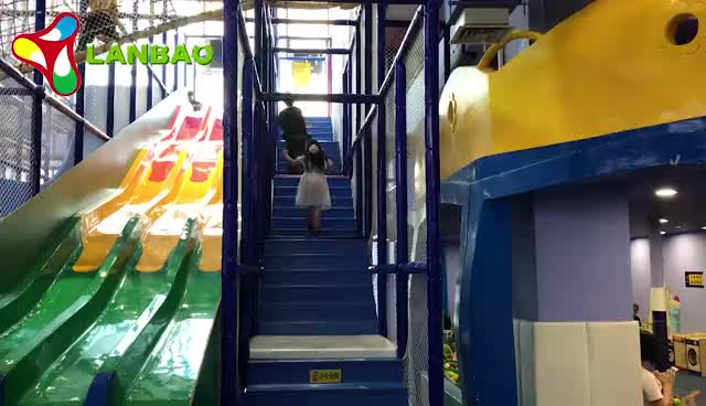 High Quality Baby Indoor Playground Indoor Playground For Sale