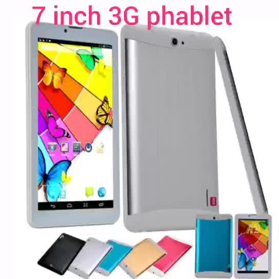 Touch Tablet con ranura para tarjeta Sim/Quad Core 7 pulgadas 3g Android Tablet Pc/Mini computadora portátil mejor comprar