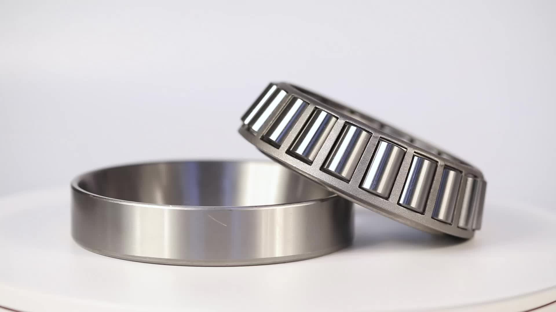 High Precision Single Row tapered roller Bearing, Original Chrome Steel inch tapered roller bearing