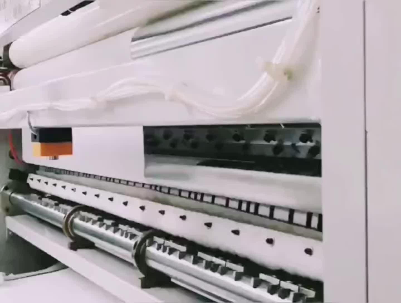 Su misura Stampato colorfast maglia Spunlace tessuto non tessuto salviette