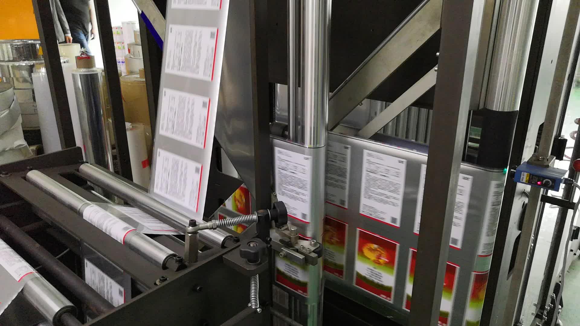Alto grau pearlised filme bopp rolo enorme para embalagens de papel