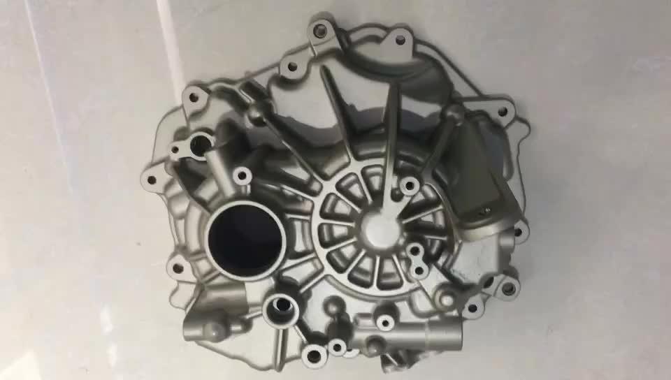 מותאם אישית גבוהה דיוק רב חלל H13 פלדה אבץ/אלומיניום למות ליהוק עובש עבור אביזרי אופנוע