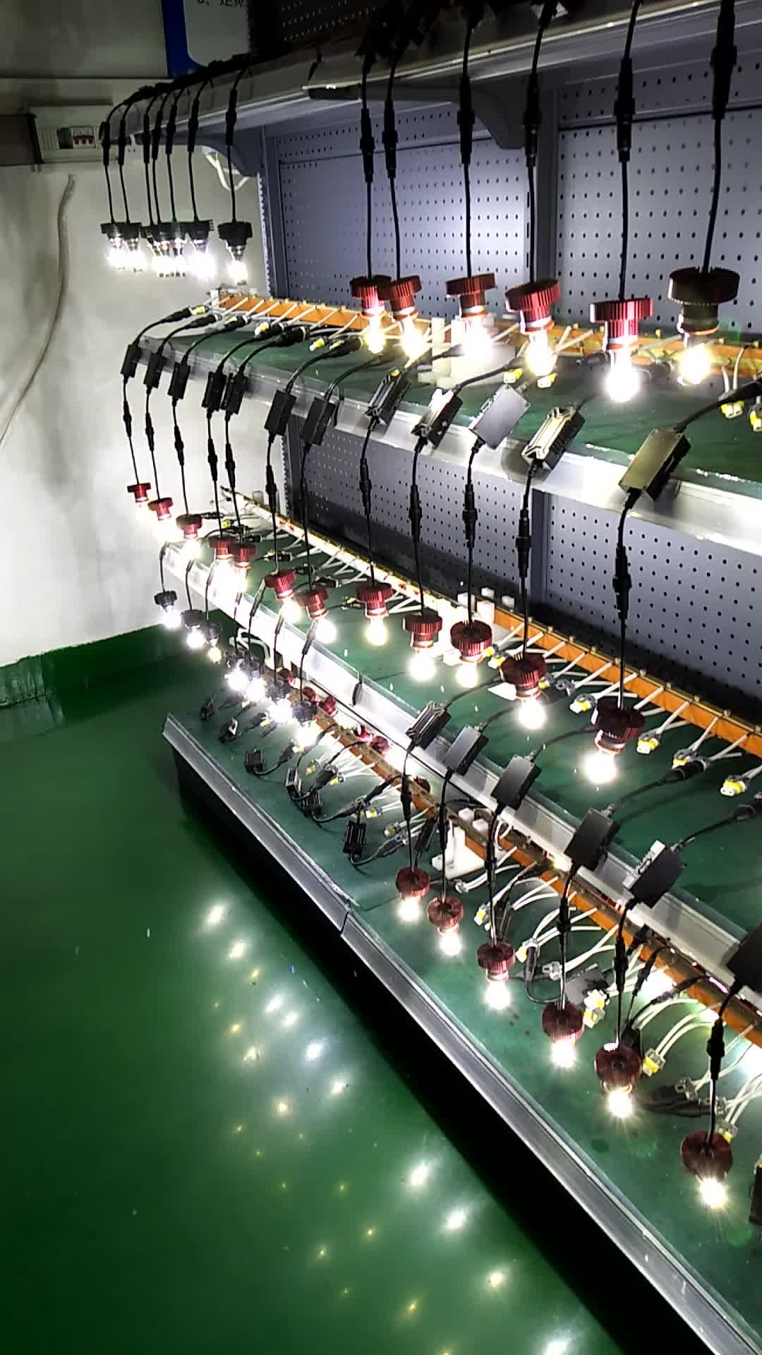 2018 nuevo 100 W sistema de iluminación automático 12000 Lumen 12 V 9005 9006 H1 H11 H4 H7 Led faro bombilla h7 H4 Led H4