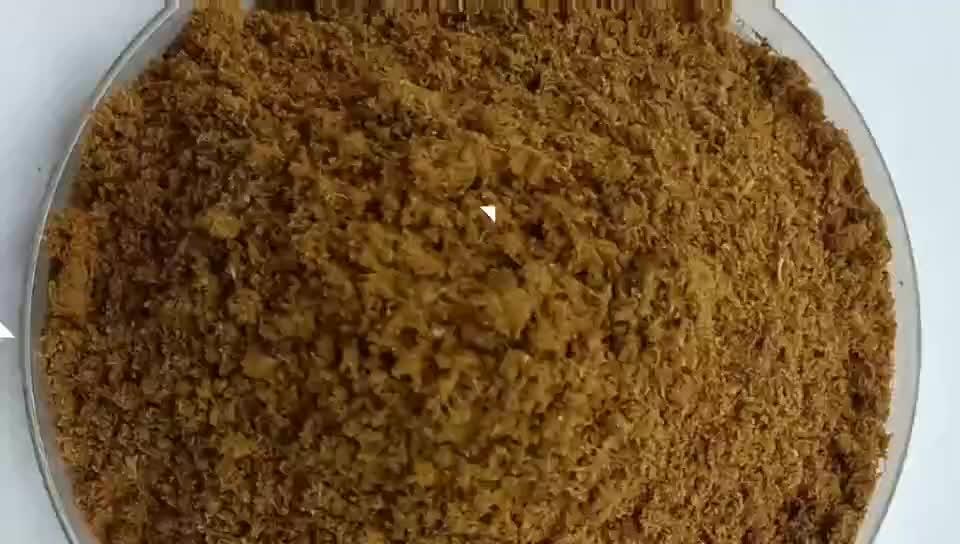 Facile da assorbire produttori 72% farina di pesce del gambero di salamoia uova mangime per pollame
