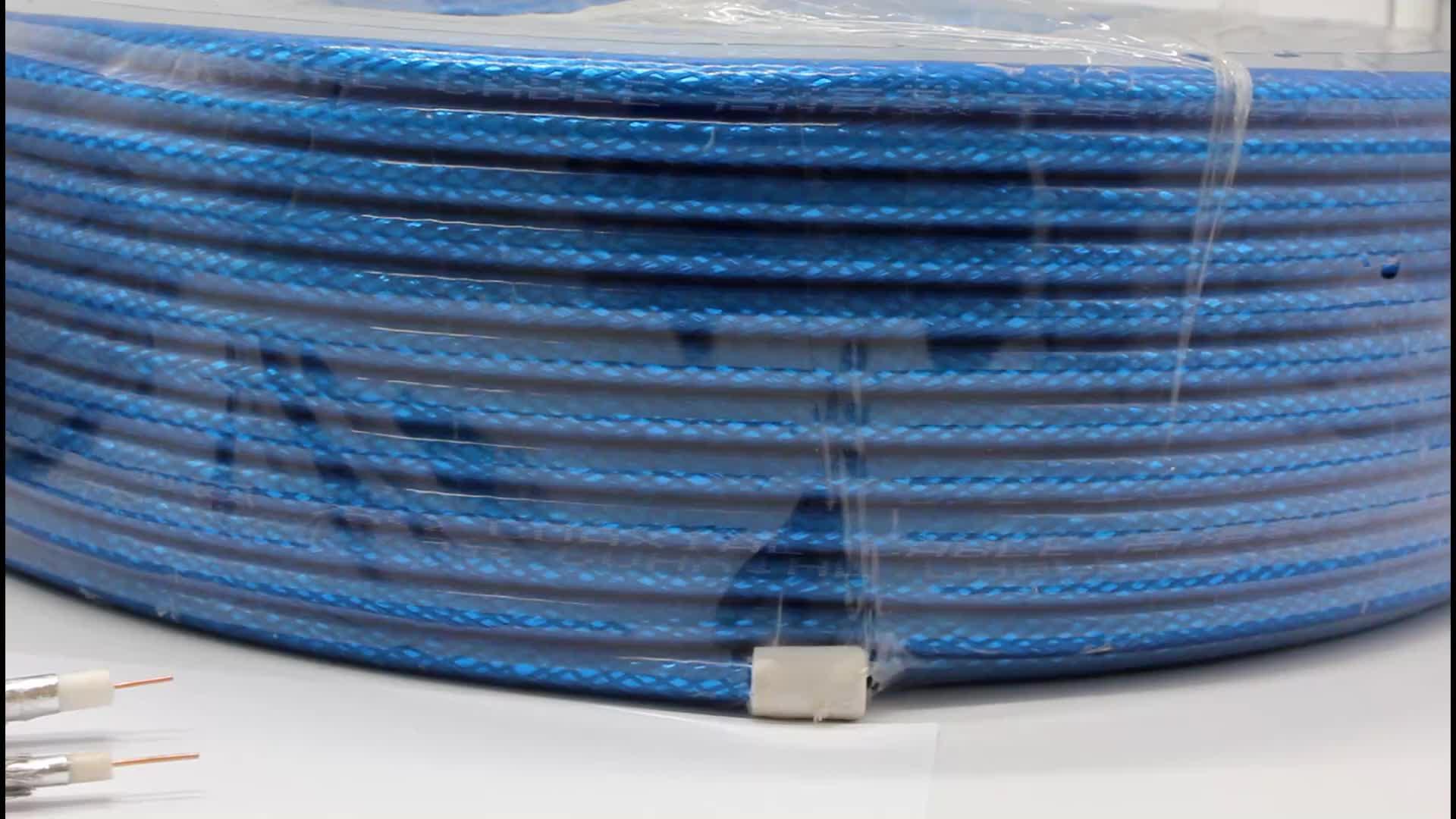 AIXTON CCTV kabel siamese rg59 rg6 koaxialkabel