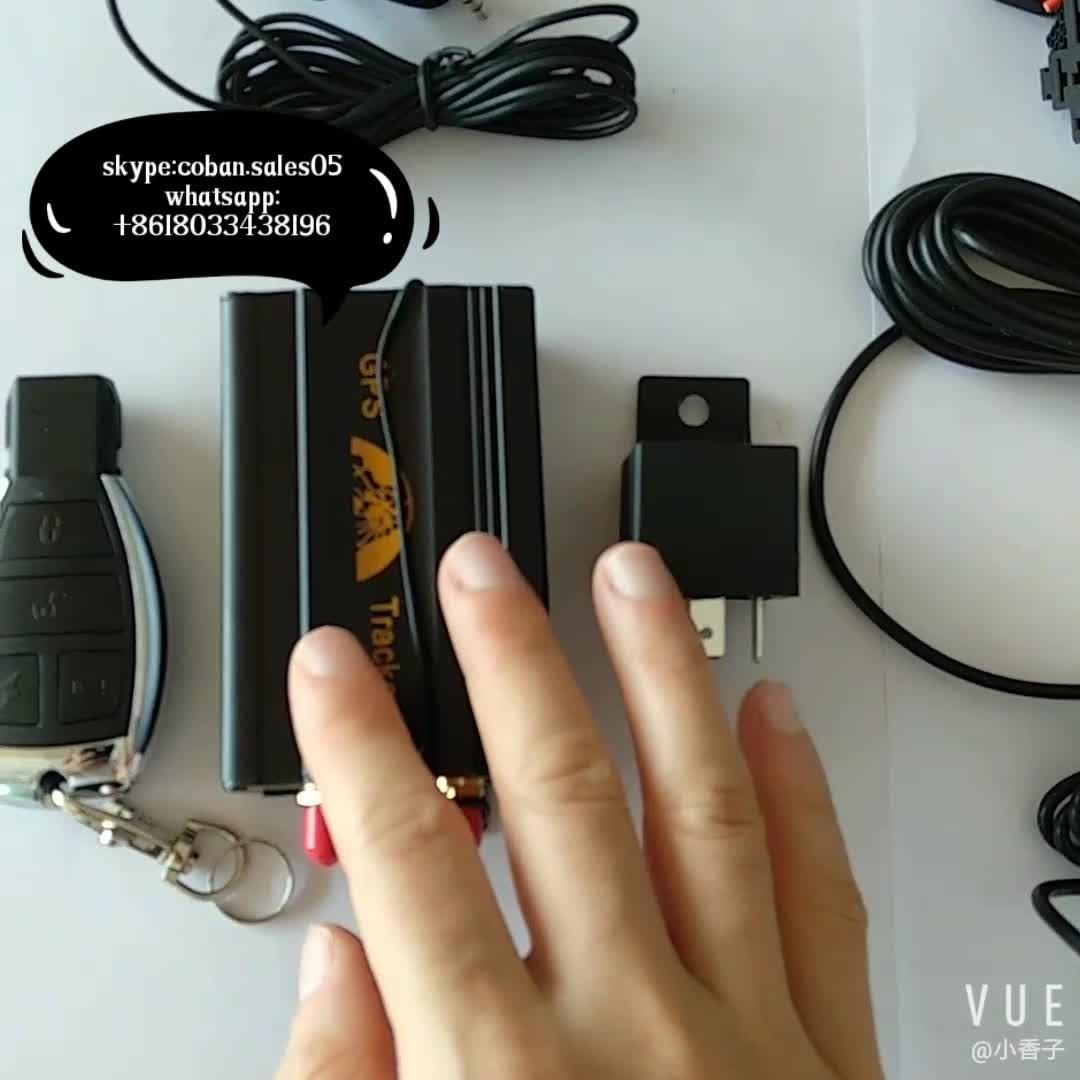 Shenzhen Coban 2G 3G gps tracking system vehicle car truck gps tracker 103ab Device 103A 103B tk103 gps103 tk103B