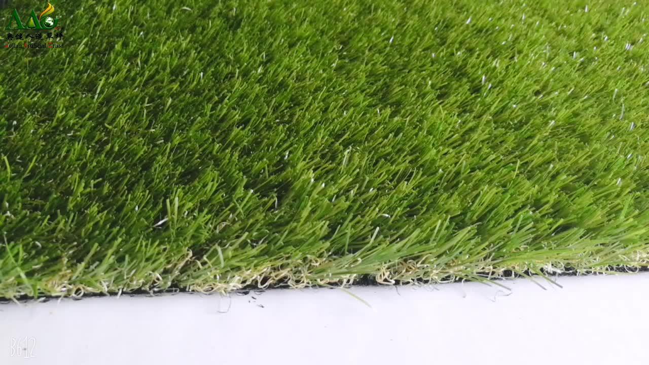 En çok satan yüksek performanslı dayanıklı sentetik çim peyzaj yapay çim