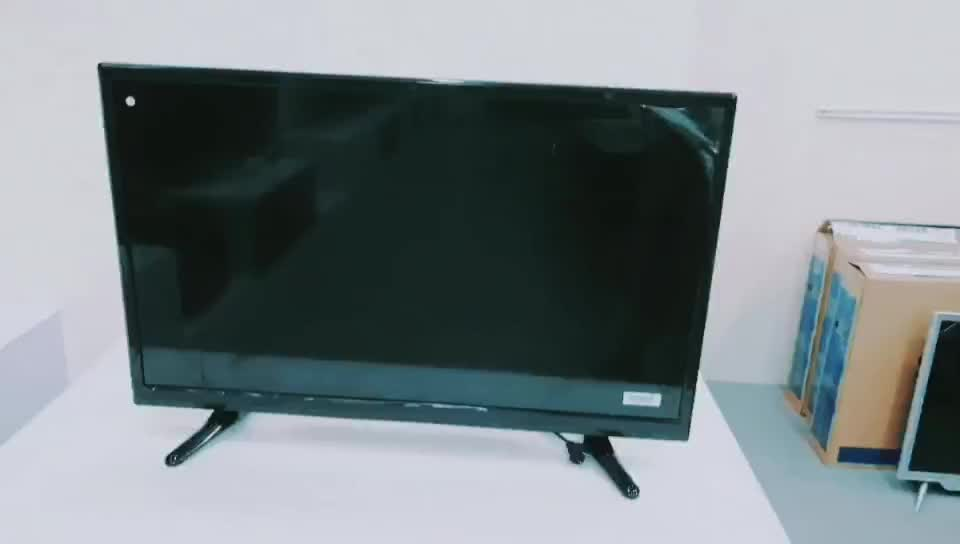 China Payments Available TV 39 Inch LED Television HD Screen with DVB-T / DVB-C / DVB-T2  Digital TV