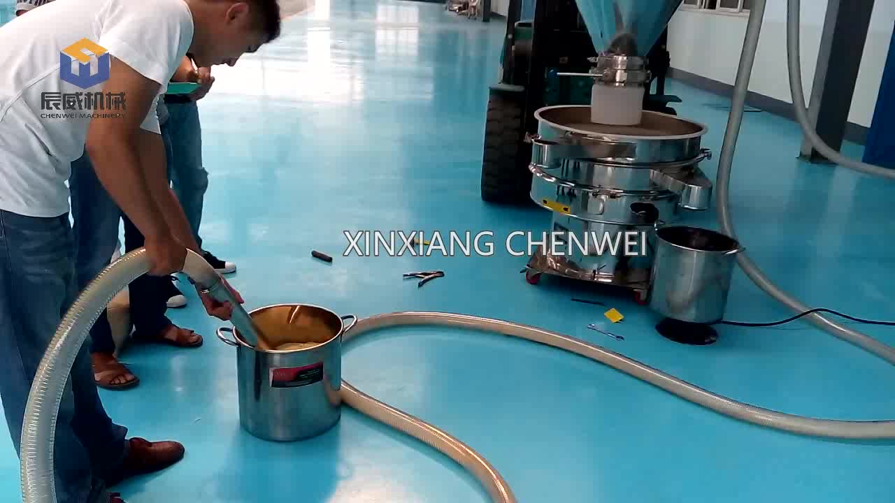 Low voltage dilute phase pneumatic conveyor system