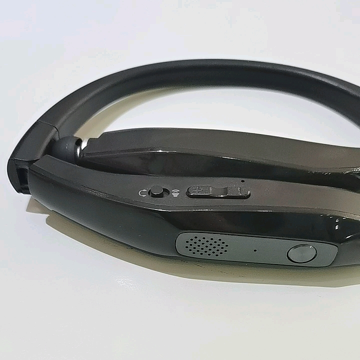 TPE Neckband CSR 8645 Stereo Bluetooth headset with speaker Wearable Neck Wireless Speaker