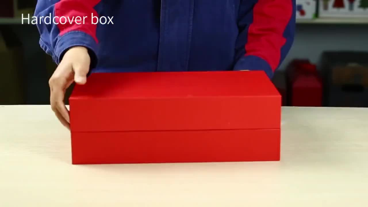 23 Year Custom Experience Foldable Packaging Boxes Paper Gift Box
