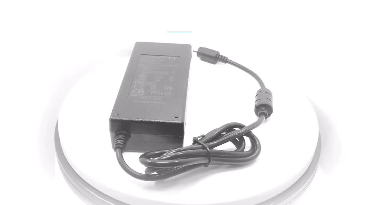 AC/DC Power Adapter FCC 9 Volt 4 Amps 36 Watts Desktop type