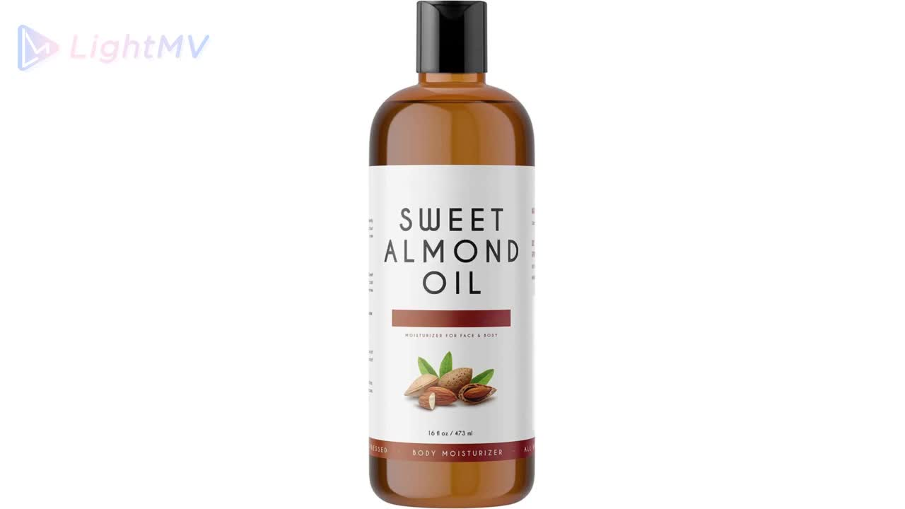 Oem Brands Pure Organic Sweet Almond Oil Cold For Sex  Breast  Massage Oil Best Almond Oil -2026