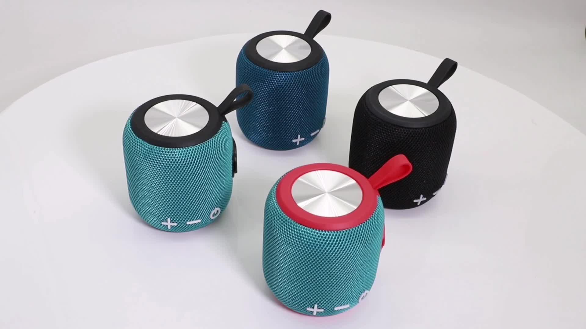 Wasserdichter tragbarer Bluetooth-Lautsprecher Ipx7 2018