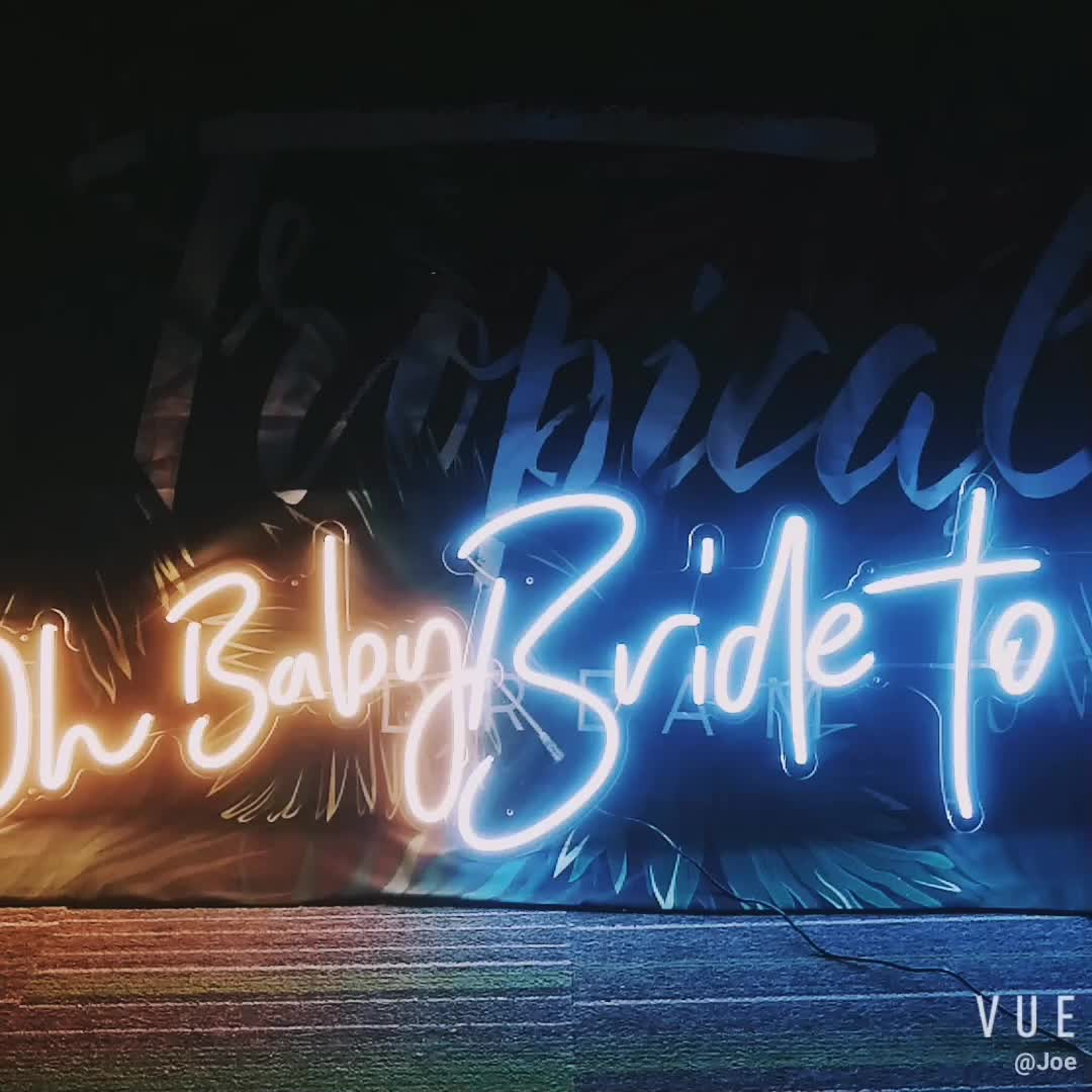 Ha portato al neon illuminato foglio di plastica al neon segno con acciaio inossidabile ebraico lettere no entry cartello stradale