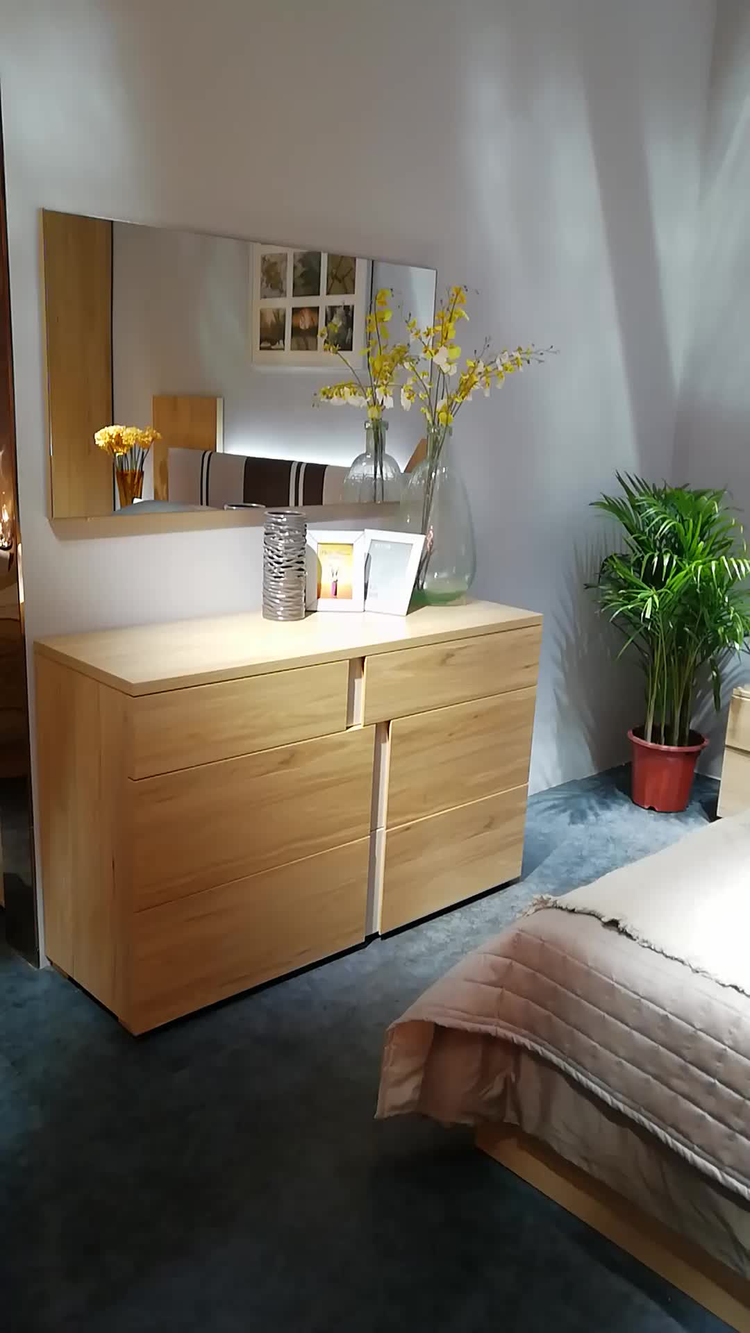Home cheap traditional bed room furniture bedroom set - Cheapest place to buy bedroom sets ...