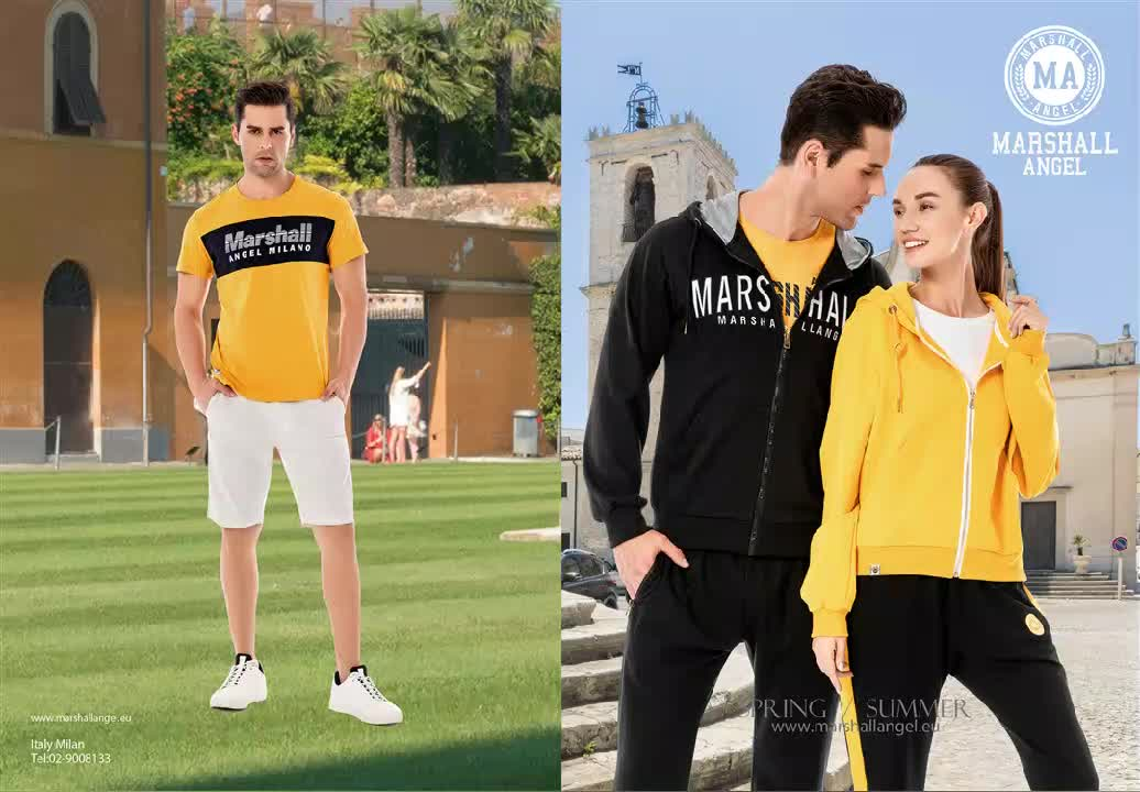 Wholesale Italy Design High Quality Apparel Summer Style Casual Daily Wear T-Shirt for Men
