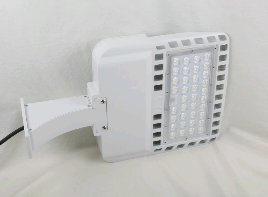 UL DLC cUL listed 100w 150w LED shoebox light fixtures large parking lot lighting for roadway areas