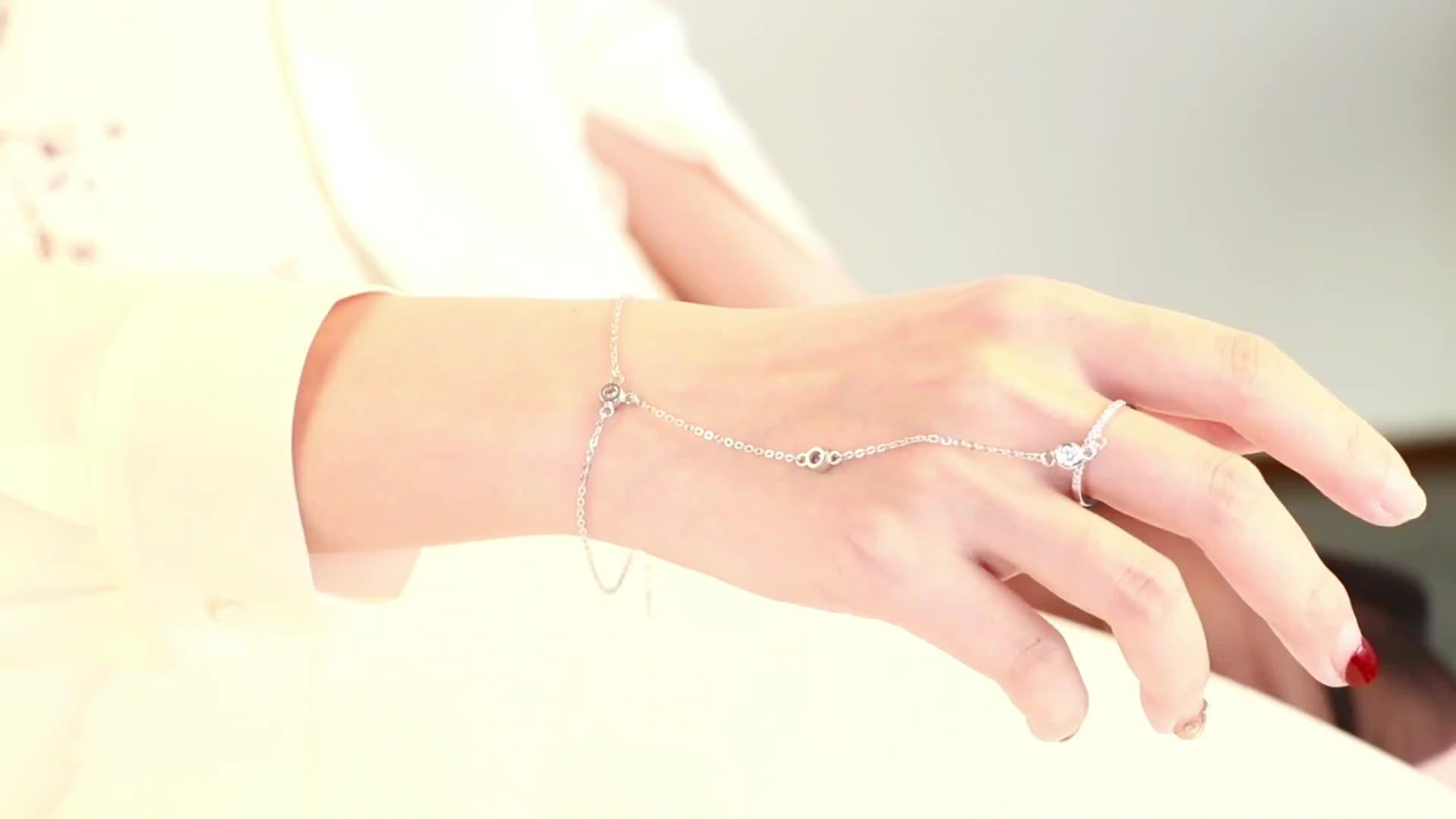 แหวนสร้อยข้อมือสร้อยข้อมือเครื่องประดับสำหรับผู้หญิงและสาววัยรุ่นที่ดีที่สุดของขวัญเพื่อน