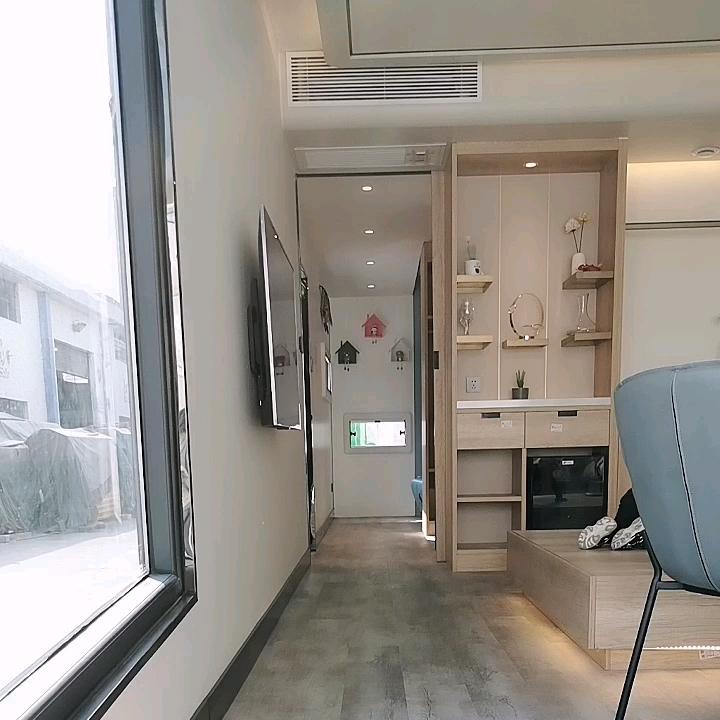 Zwei-storey fertighaus fertighaus eine rahmen haus kits innen design 2 schlafzimmer fertighaus