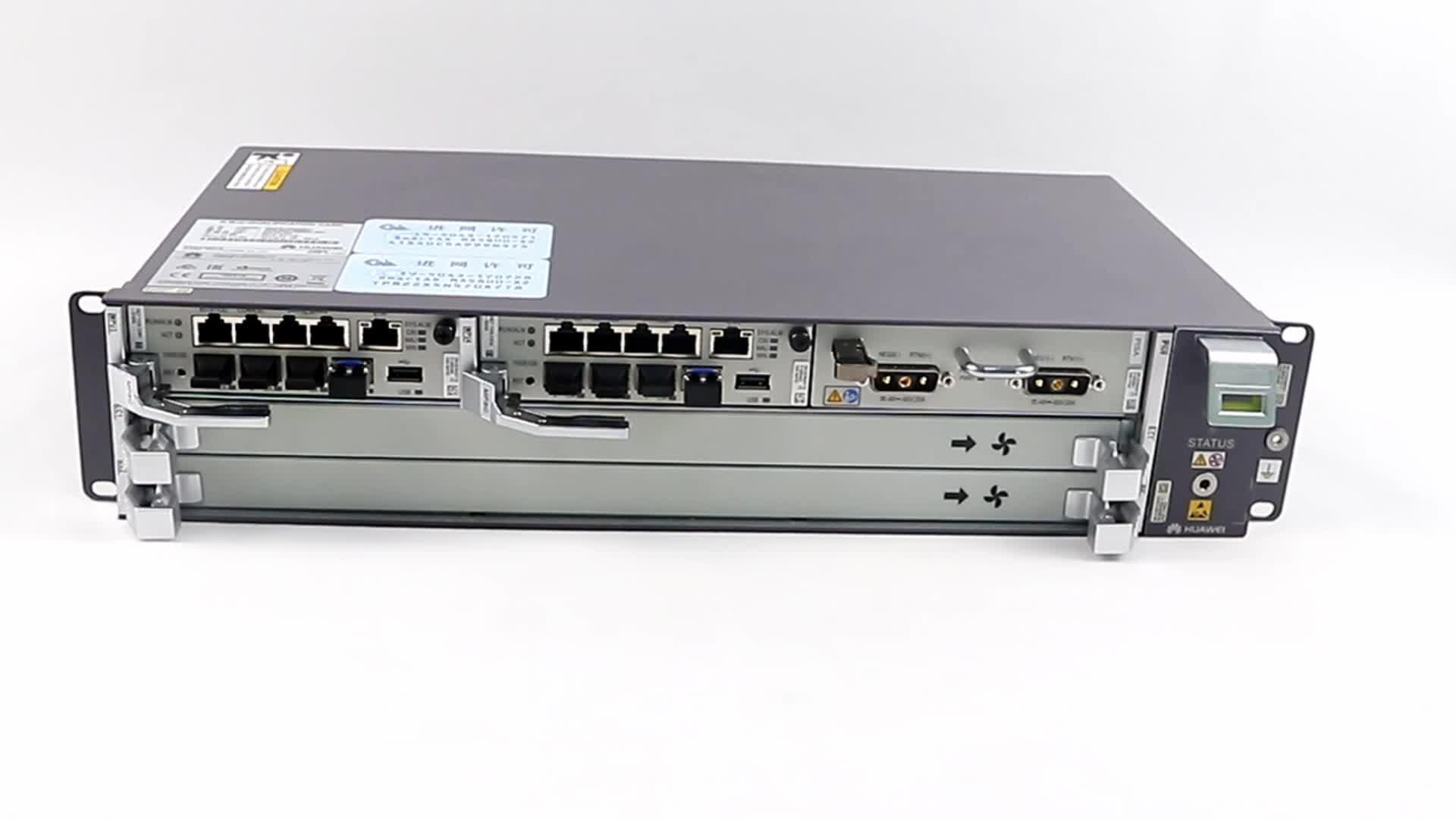 MA5800 X2 GPON/EPON OLT MPSC MPSB PISA PISB