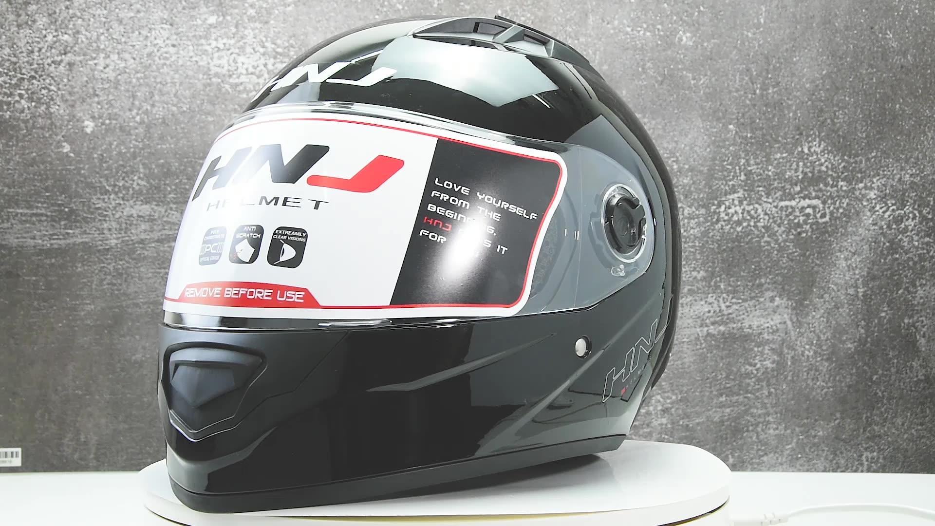 卸売ファッショナブルなヴィンテージモーターサイクルフルフェイスヘルメットモーターサイクルヘルメット