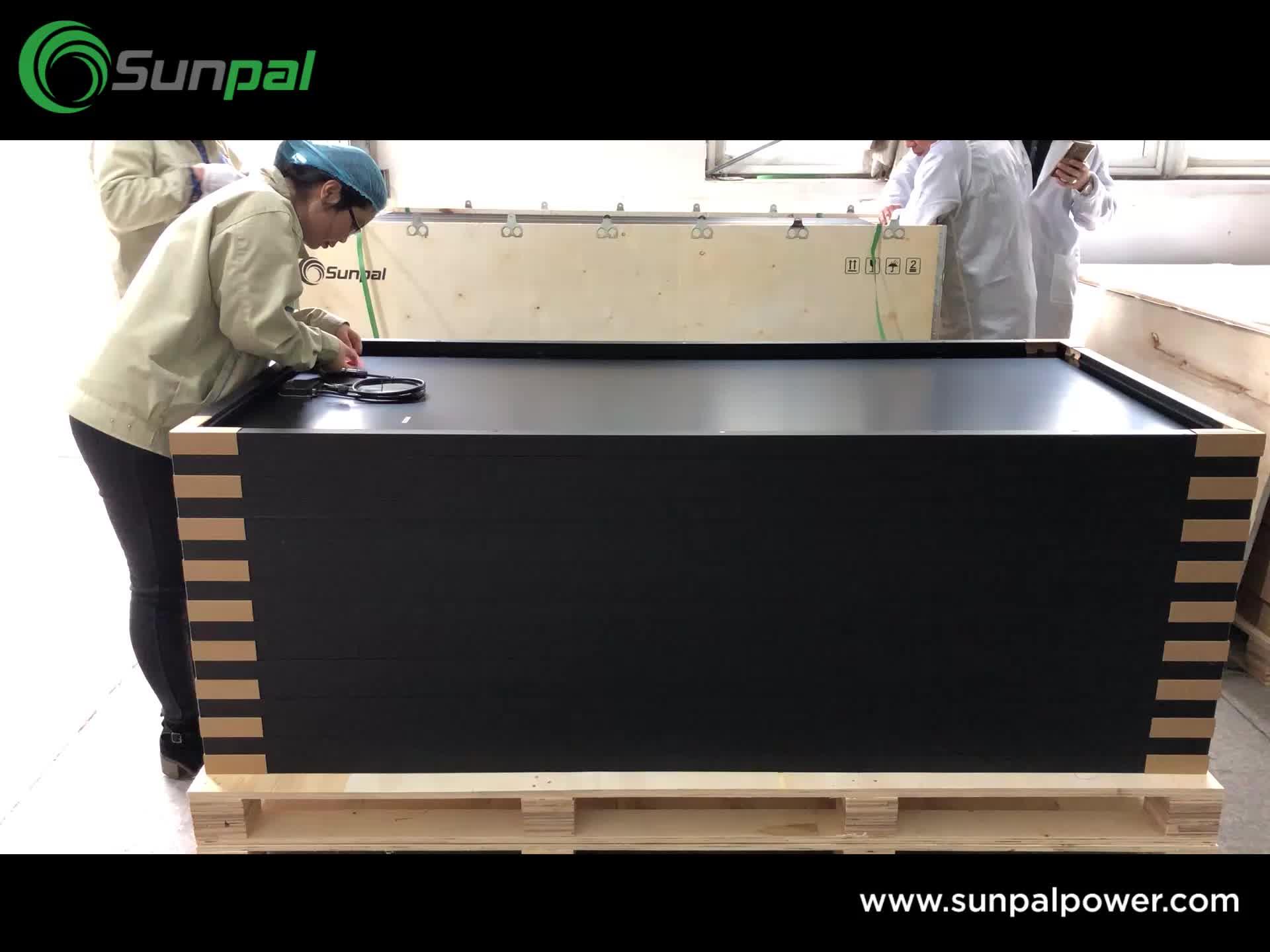 Sunpal 新デザイン 3Kw 太陽エネルギーシステム 3000 ワット 3KW 太陽エネルギー家庭用