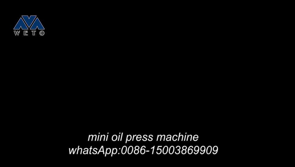 Small oil press machine wto02 automatic lines cheap price