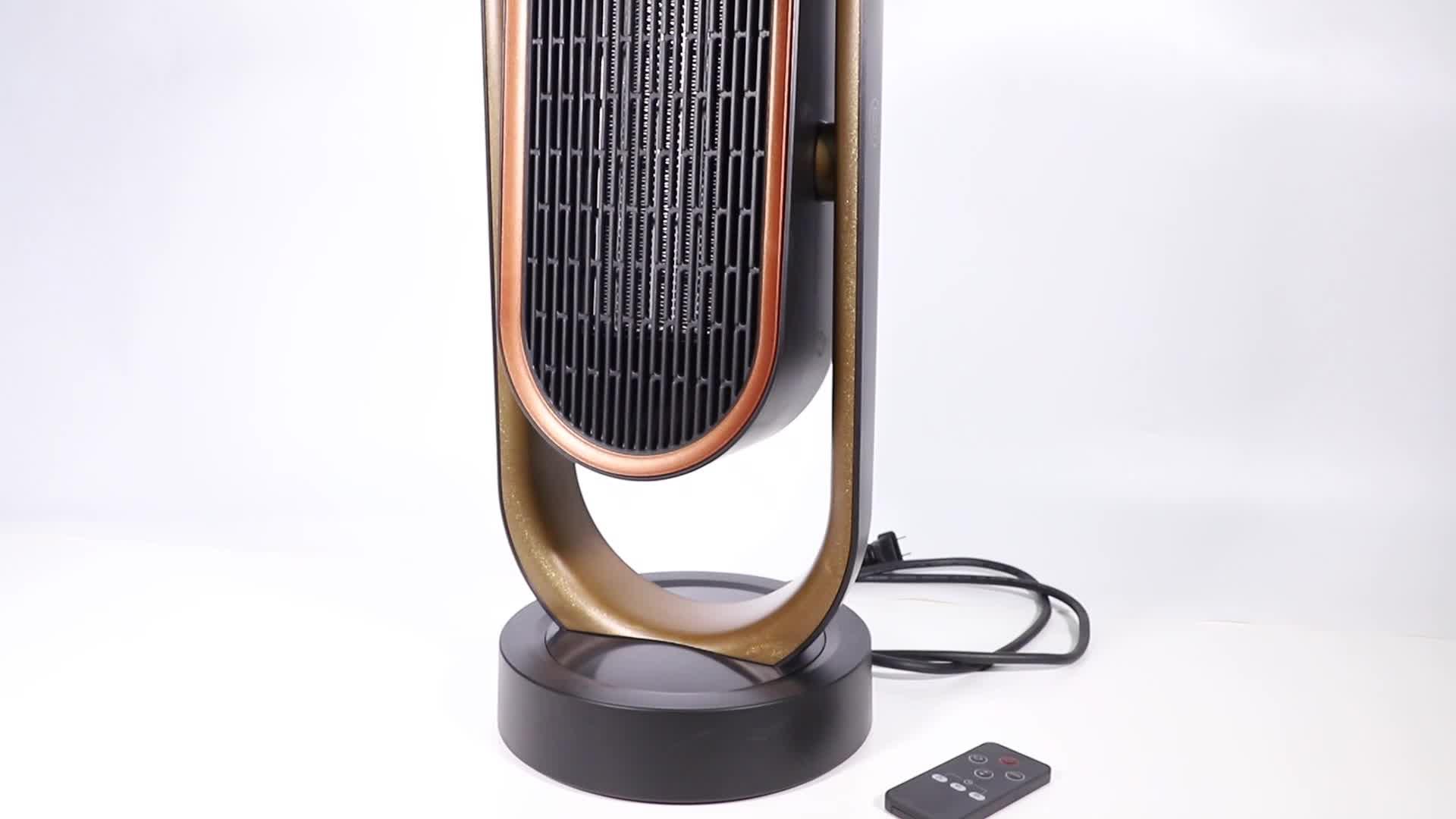 Wifi/APP remote control smart  Ceramic PTC fan heater