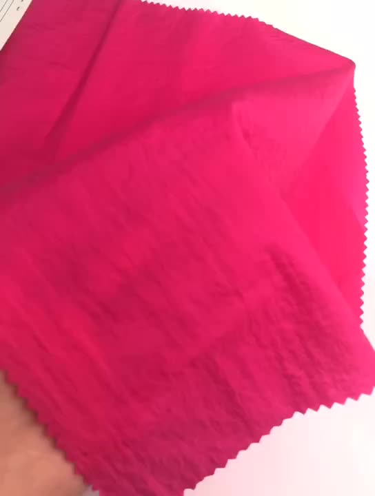 wholesale in stock 75D 100% polyester memory fabric
