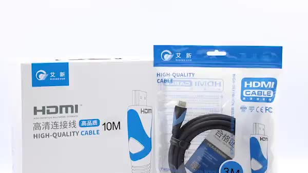 RisingSun 3 m Premium High Speed HDMI 2.0B Kabel Interconnect mit Ethernet-4 K 60Hz für video spiel konsolen