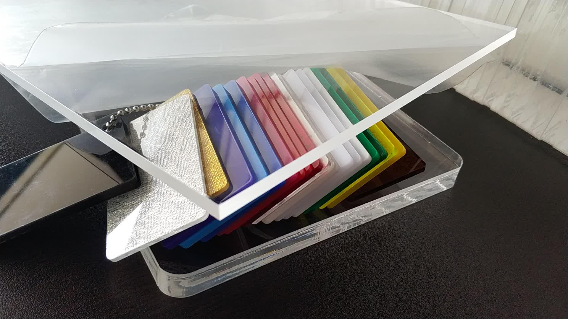 2mm aus gegossenem acryl dekorative wandpaneele