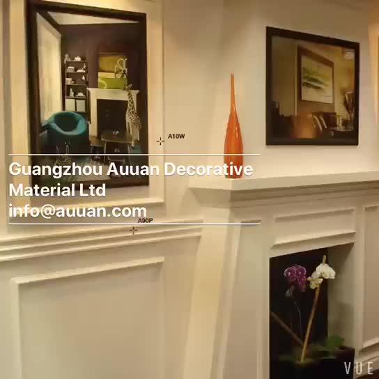 Cina Fabbrica Soffitto Coving Murale Decorativo Cornice e Sedia Dado Ferroviario Stampaggio per la Decorazione Dell'hotel