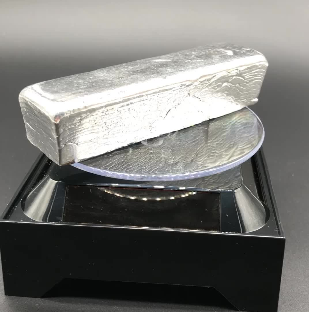 Speciaty competitive indium metal price 5N Indium ingot