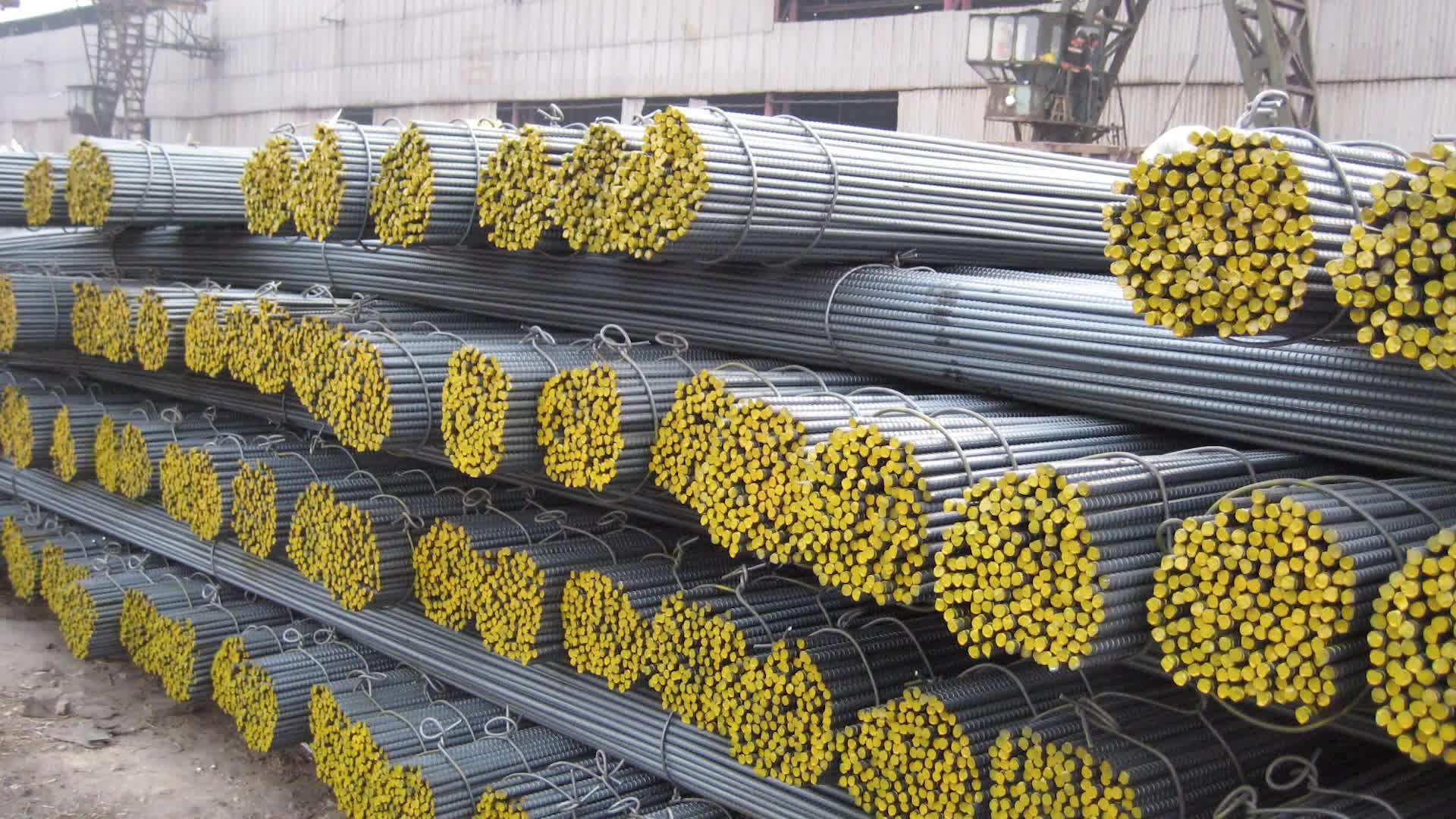 China factory standard size high tensile bs4449-500b 6mm 8mm 10mm 12mm grade 40 60 reinforced deformed steel bar