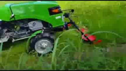 12hp China sh type zubr mini tractor with other power tools in xxx ukraine and xxx russia