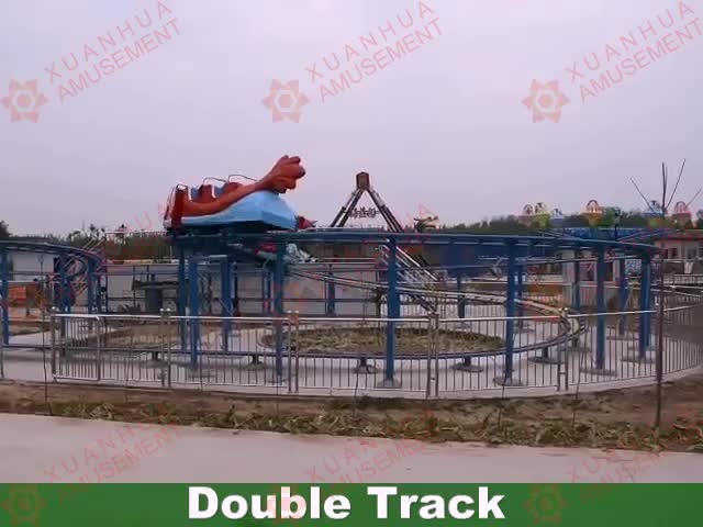 Kiddie train used roller coasters sale games import from china amusement park games for adult