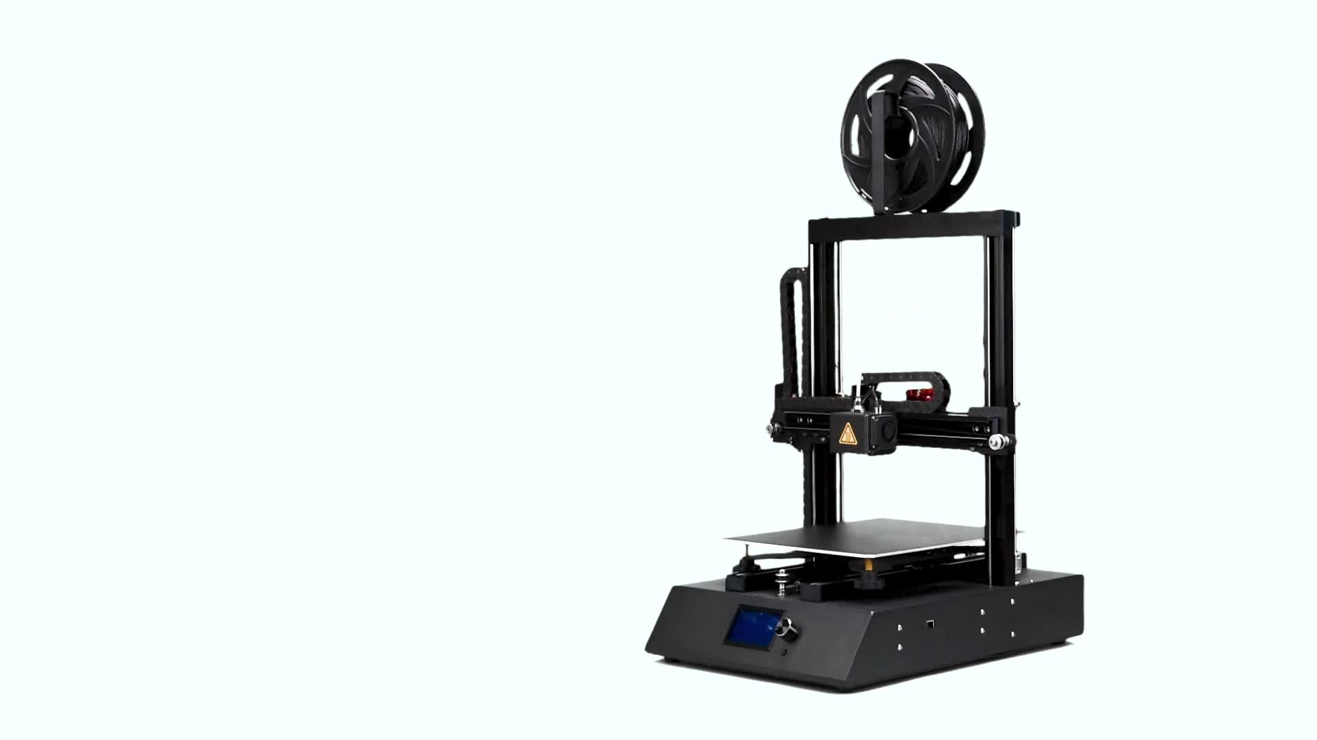 Ortur4 Overheating Protection Auto Bed Leveling System  Run-Out Detection FDM Easy Assembly 3d Printer Machine