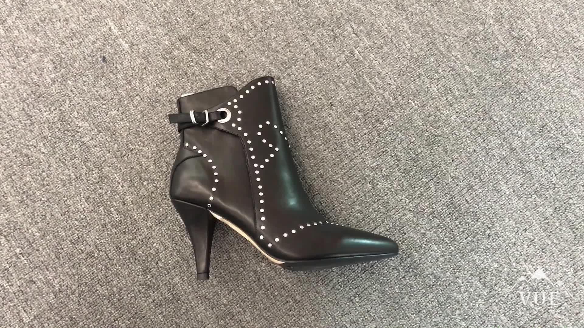 Nouvelle Arrivée De Haute Qualité En Cuir Véritable Chaussures hommes Bottes Chelsea Avec la Conception De L'italie