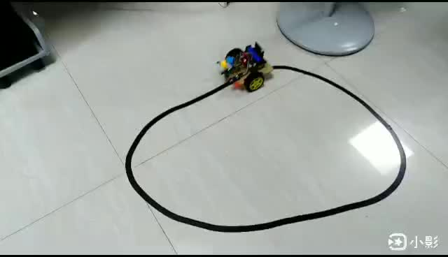 Smart Robot Car Kit Line Tracking Wind Fire Fighting Obstacle Avoidance For Micro:bit