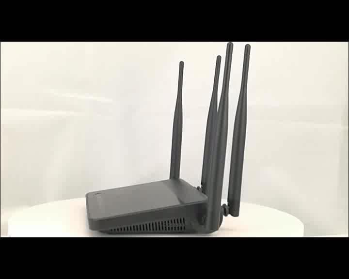Oem en iyi 802.11ac 5.8ghz kablosuz cpe router WIFI yönlendirici erişim noktası tekrarlayıcı aralığı genişletici ve ayrılabilir anten